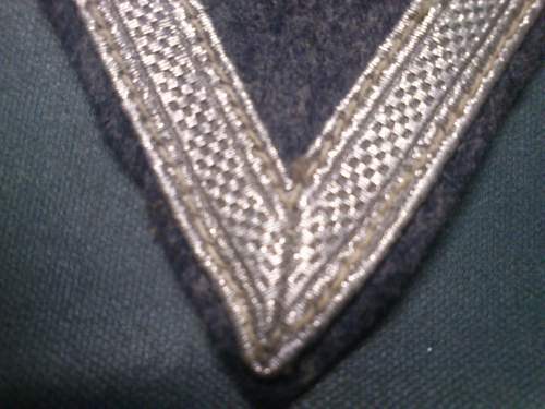 German Sleeve Chevron