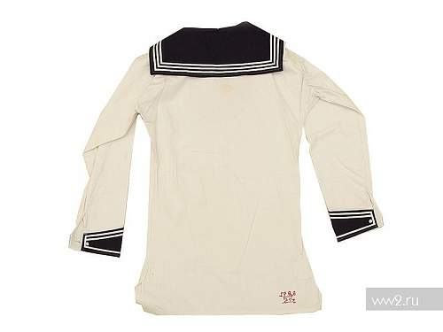 Blouse of the seaman