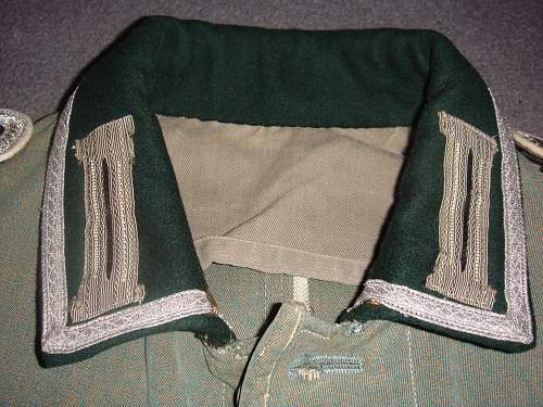 Heer uniform?Any ideas on this one?Thanks for any help.