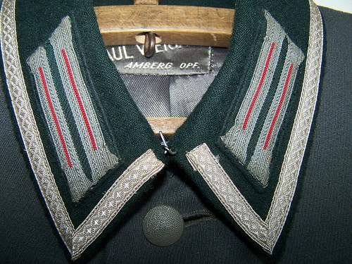 Heeres private purchase NCO's tunic