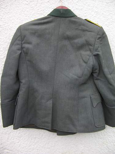 Heer Officers tunic
