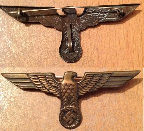 Eagle Badge ?