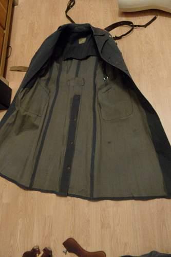 Luftwaffe great coat