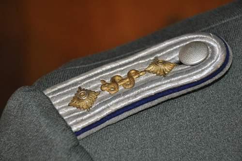 Medic Waffenrock