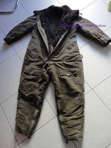 Luftwaffe Pilot's Winter Coverall