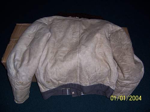 2-piece Luftwaffe flight suit opinions
