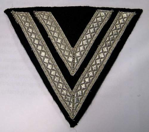 Is this a real WW2 German Badge?
