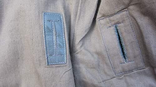 Mint Heer M40 greatcoat