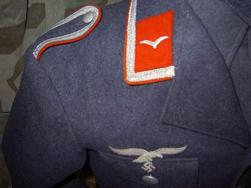 A really cool Flak NCO tunic