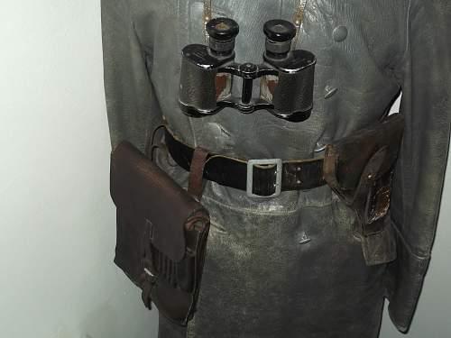 German officers mannequin
