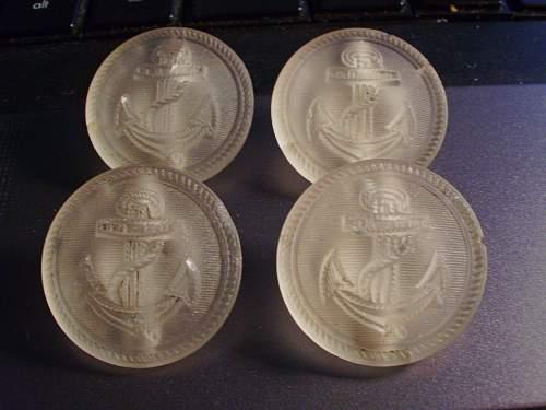 Kriegsmarine button
