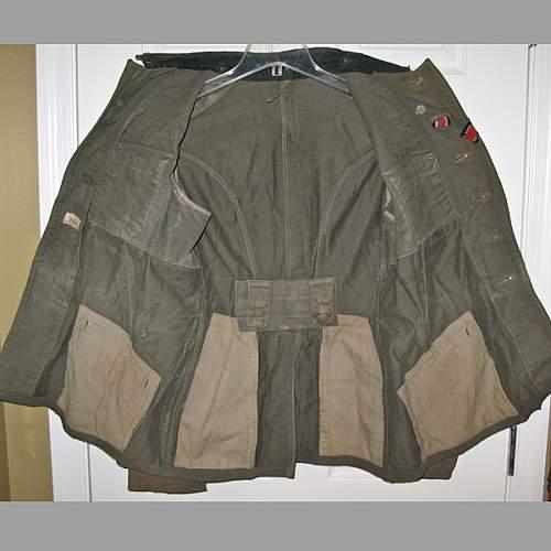 # WW2 German Tunics.. What do you think?