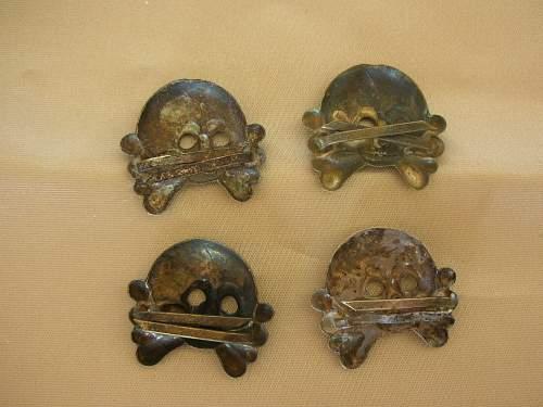Heer Panzer/TK Skulls