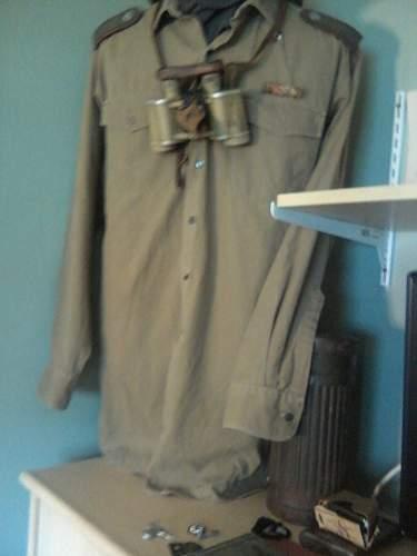 Afrika Korps Workshirt