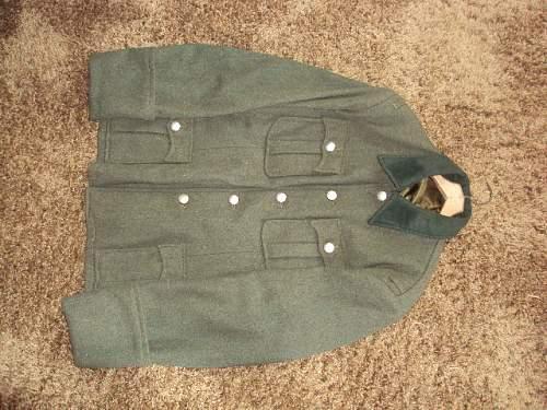 M36 uniform no insignia  ???