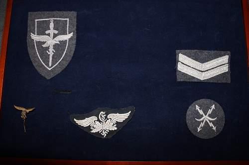 luftwaffe helferin items