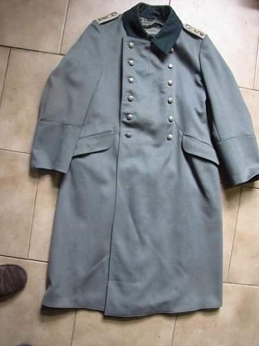 German great coat opinions