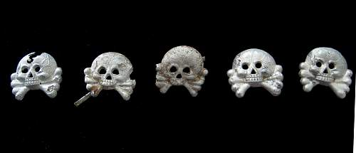 panzer skulls