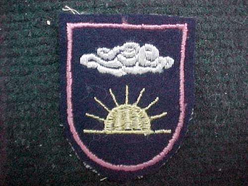 identify this patch ?