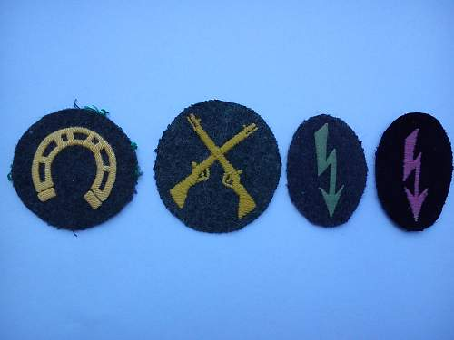 Few patches for review
