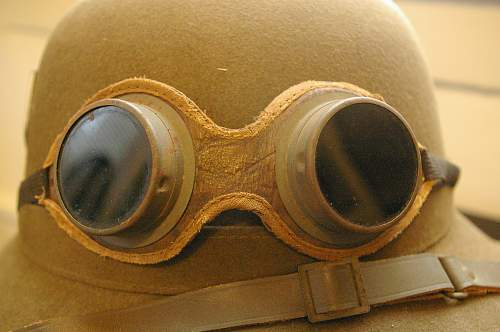 2nd pattern tropenhelm and goggles, opinions?