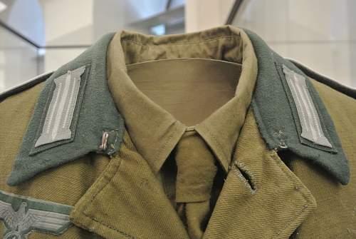 Afrikakorp uniform