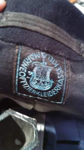 Kriegsmarine Uniform Identification Please