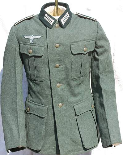 M33 (Modified) Heer Tunic