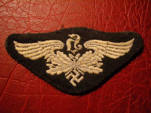 LW insignia