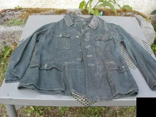 Wehrmacht uniform?