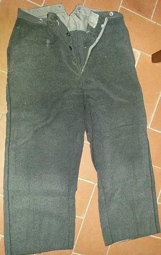 Pants on sale as germany ww2  (or italian ?)