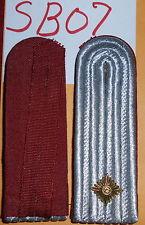 Nebelwerfer Hauptmann shoulder boards