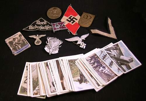 2nd Model Luft cap badge ??