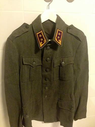 my uniforms