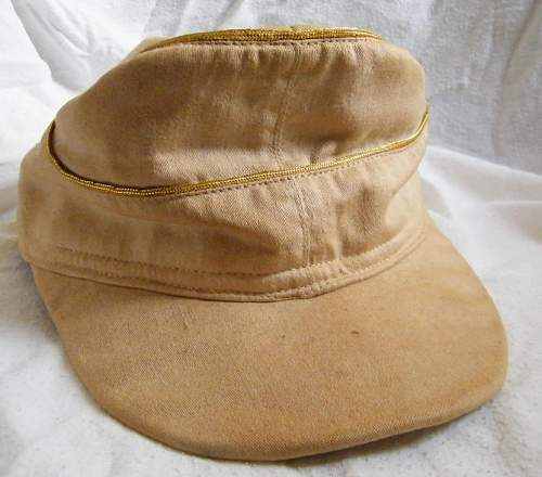 General's DAK (tropical) cap