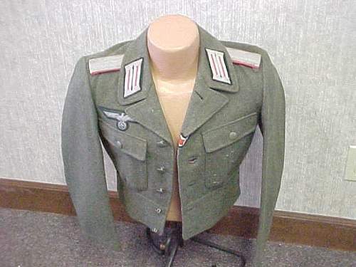 WW2 German Tunic