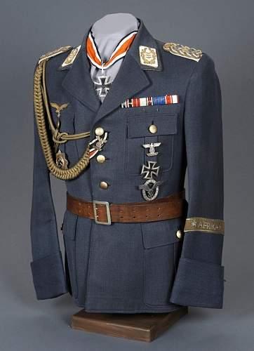 General Flieger Stefan tunic on bills site