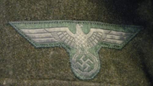 Heer M43 tunic