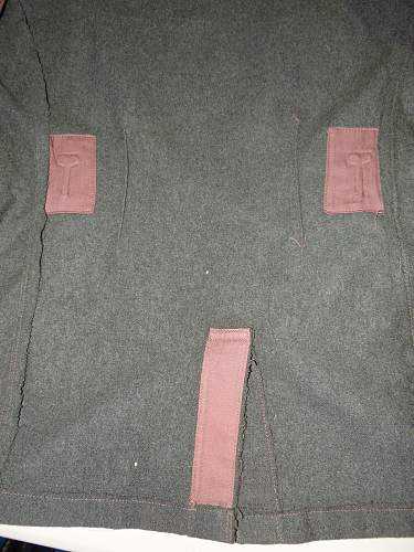 Heer tunic - is it authentic??  Please help.