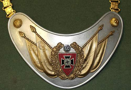 Veteran Gorget...opinions?
