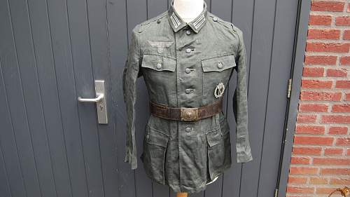Heer Drillich HBT 1943