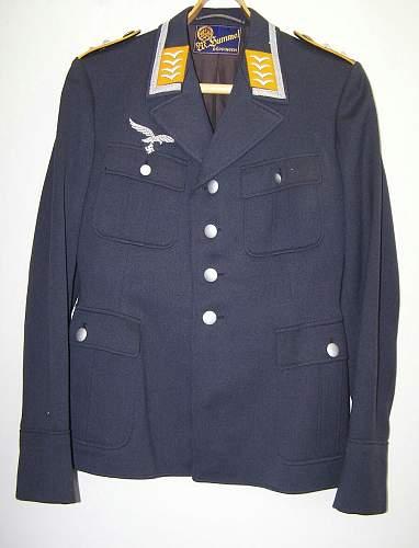 Help on Luft tunic