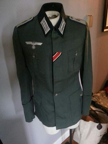 M36 Medical Officers Tunic