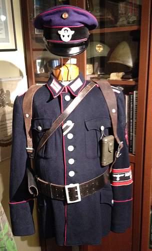 Germanys Combat Uniforms
