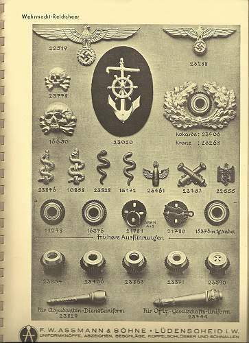Heer Panzer collar tab skull:  Real or Fake