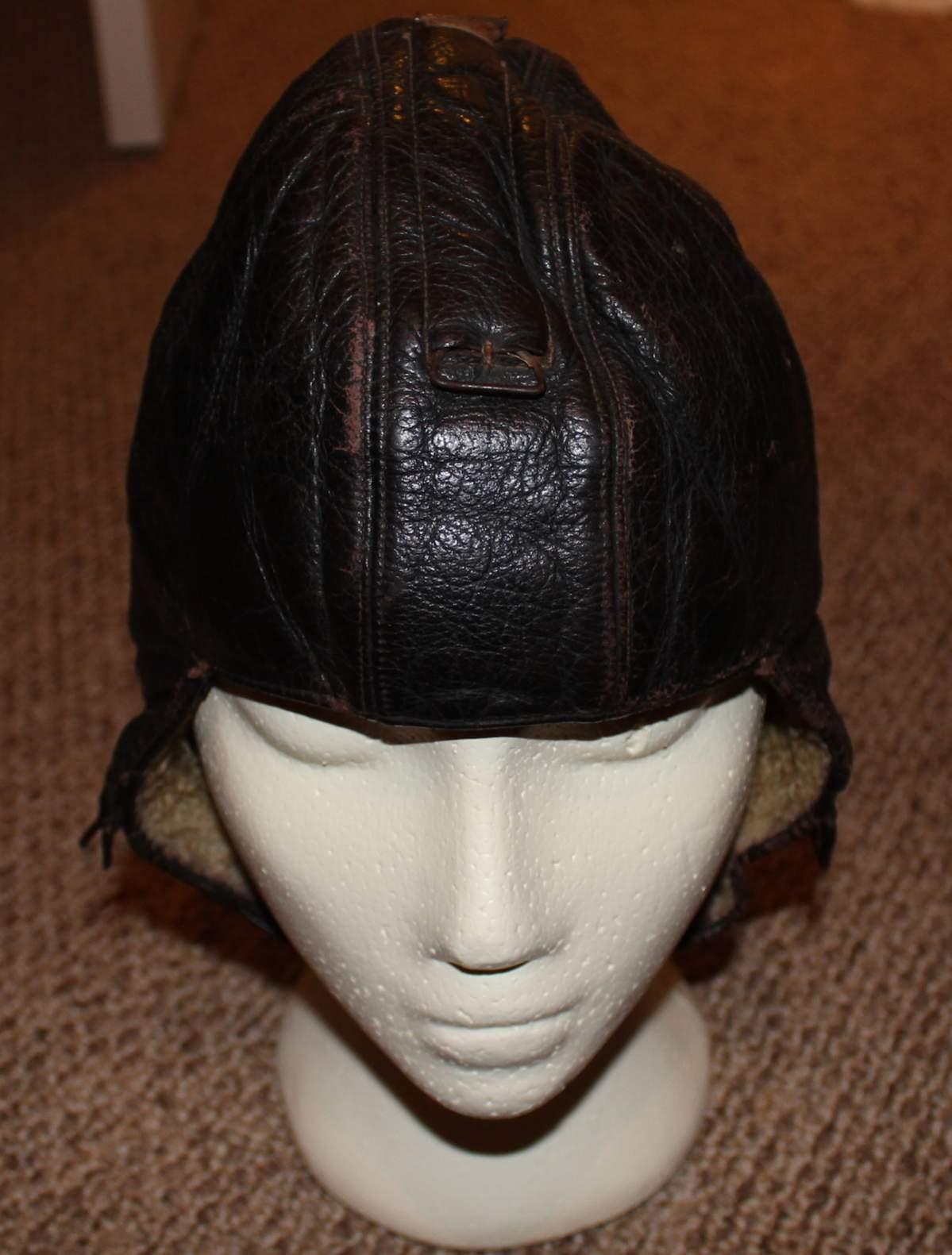 0d855515a54 Luftwaffe Winter Flight Helmet Lkp W101