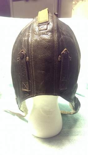 Luftwaffe Winter Flight Helmet Lkp W101