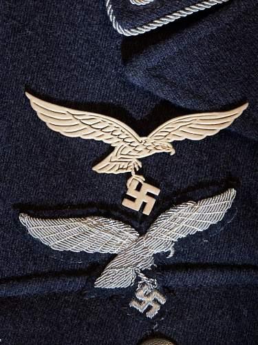 Luft Officers Breast Pattern Eagle