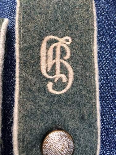 Grossdeutschland shoulder boards...opinions?