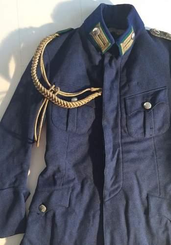 Uniform third reich ?